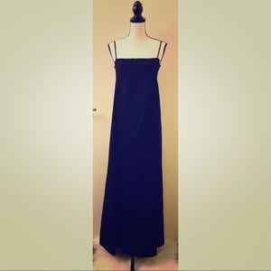 Theory Linen blend Macy dress.